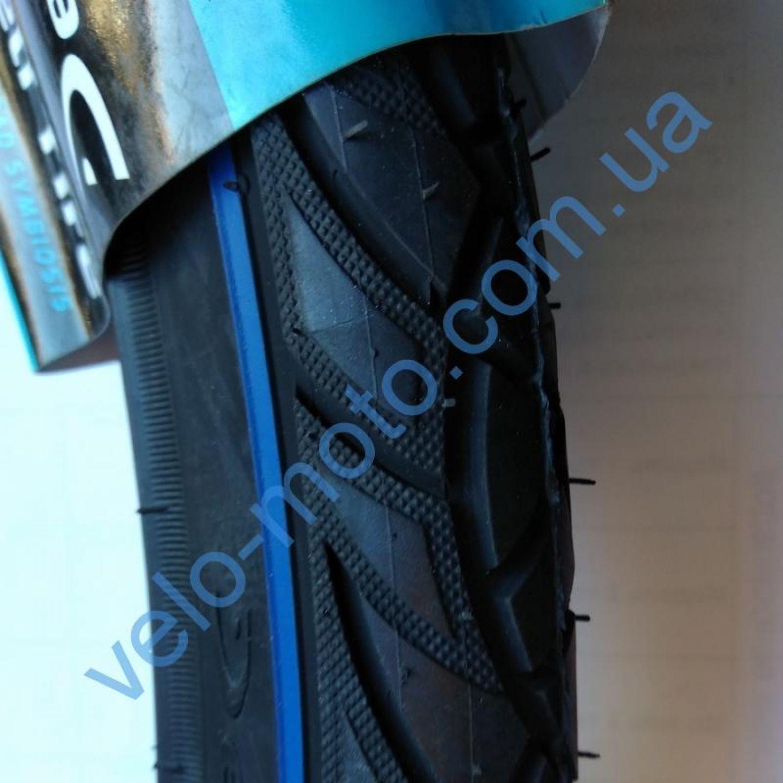 Велопокрышка 28″ Deli Tire SA-265 Blue strip