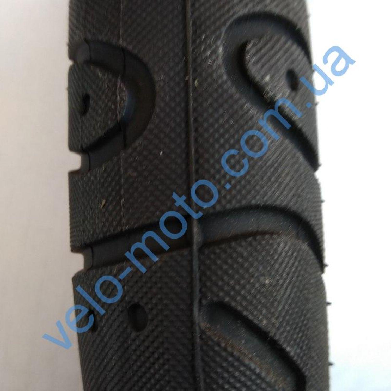 Велопокрышка 16″ Deli Tire S-615 Red/blue line