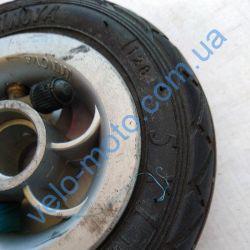Велопокрышка 5″ Innova IA-2614-18 с диском