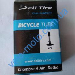 Велокамера 26″ Deli Tire