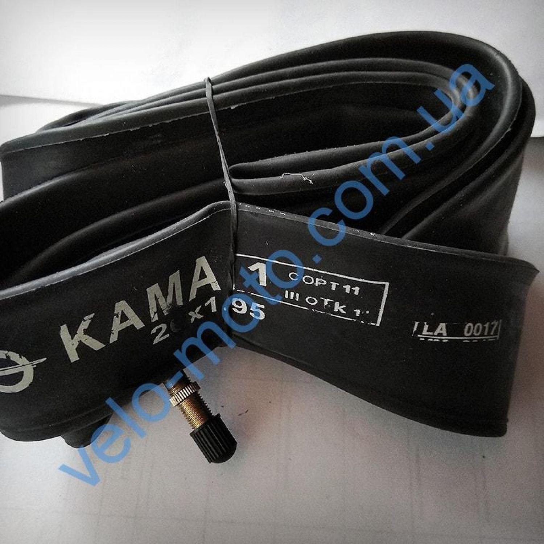 Велокамера 26″ KAMA