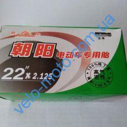 Велокамера 22″ JIAПШО CR202 для электробайков E-BIKE