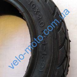 Велопокрышка 10″ Deli Tire SA-206
