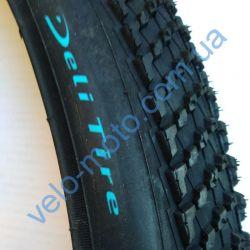 Велопокрышка 26″ Deli Tire SA-270 Label card